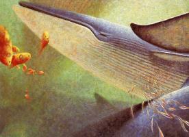 Гэри Блайт. Песни китов 01