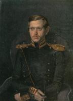 Павел Андреевич Федотов. Портрет П. П. Ждановича