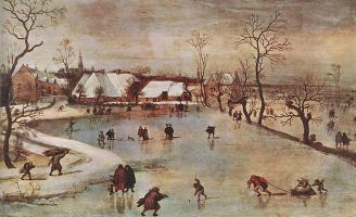 Иаков Гриммер. Зима