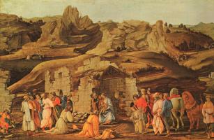 Filippino Lippi. The slopes
