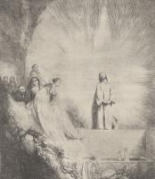 Ян Ливенс. Воскрешение Лазаря