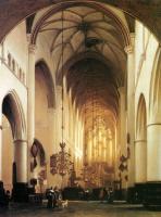 Йоханнес Босбум. Церковь Святого Бавона в Харлеме