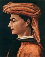 Паоло Уччелло. Портрет молодого человека