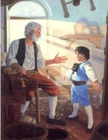 Грег Хильдебрандт. Веселый мальчик