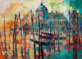 Taras Usik. Venice