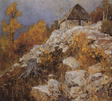 Василий Дмитриевич Поленов. Каменоломня