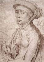 Рогир ван дер Вейден. Святая Мария Магдалина