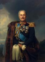 Франц Крюгер. Портрет Киселева