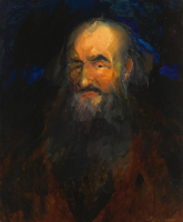 Филипп Андреевич Малявин. Старый крестьянин
