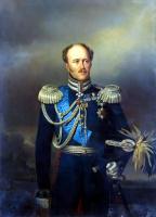Егор Иванович Ботман. Портрет Александра Христофоровича Бенкендорфа