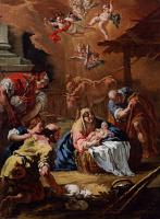 Себастьяно Риччи. Рождение Христа