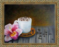 Олеся Александровна Лопатина. Утренний кофе