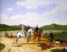 Вильгельм Александр Вольфганг фон Кобелль. Указывая дорогу