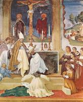Лоренцо Лотто. Посвящение в духовный сан
