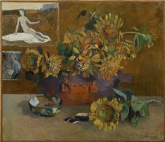 "Paul Gauguin. Still Life with ""Hope"""