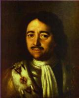 Алексей Петрович Антропов. Петр I