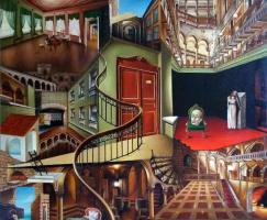 "Владимир Васильевич Абаимов. Bad apartment (""Master and Margarita"")"
