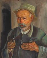 Борис Дмитриевич Григорьев. Мой садовник