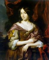 Николас Маас. Портрет молодой женщины