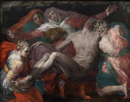Fiorentino Rosso. Lamentation Of Christ