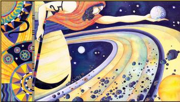Кристина Бэлит. Сатурн