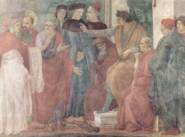 Filippino Lippi. Peter and Paul