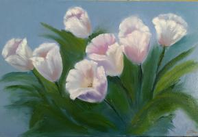 Irene Poddubnaya. Тюльпаны