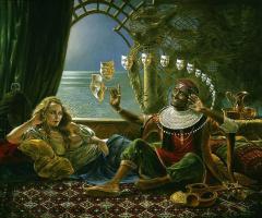 Mikhail Khokhlachov. Lullaby for Desdemona