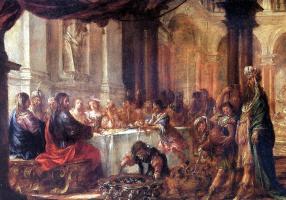 Хуан де Вальдес Леаль. Брак в Кане