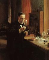 Jacek Malchevsky. Louis Pasteur
