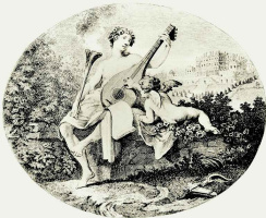 Уильям Хогарт. Гименей и Купидон