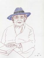 Дэвид Хокни. Портрет 33