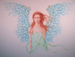 Альфред Джонс. Ангел