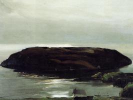 Джордж Уэсли Сильфон. Остров в море
