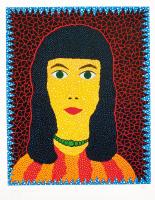 Яёи Кусама. Иллюстрация из книги