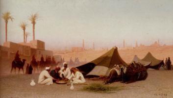 Карл Теодор Фрер. Ислам