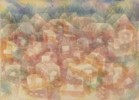 Paul Klee. Early Morning in Ro..