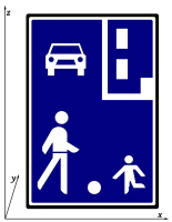 "Arthur Gabdrupes. ""Sign"" : ""traffic"" : ""the Town"" item ."