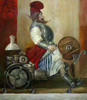 Aram Safarian. Рыцарь
