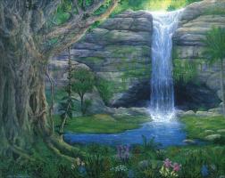 Гилберт Уильямс. Райская пещера