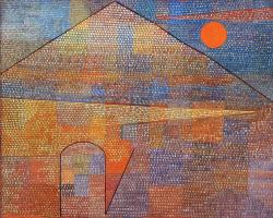 Paul Klee. To Parnassus