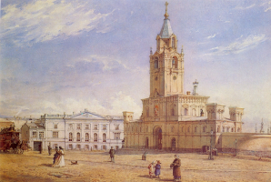 Passionate Monastery. 1877 52 x 65 b. AC