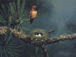 Стивен Лиман. Гнездо