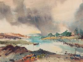 Lim Cheng Hoe. The Estuary