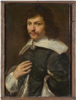 Итальянский. Портрет мужчины