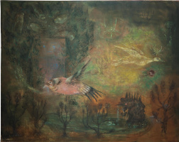 Leonora Carrington. Trout and Chaffinch