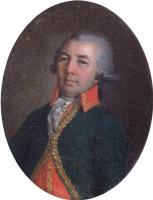 Владимир Лукич Боровиковский. Портрет Державина.