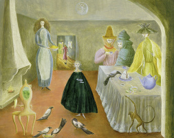 Leonora Carrington. Spinsters