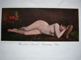 "Алексей Гришанков (Alegri). Reproduction from the series ""Women's Beauty in Art"" (2)"