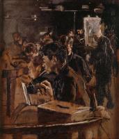 Игнасио Пиназо Камарленч. Рисование